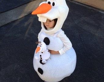 olaf costume - Etsy