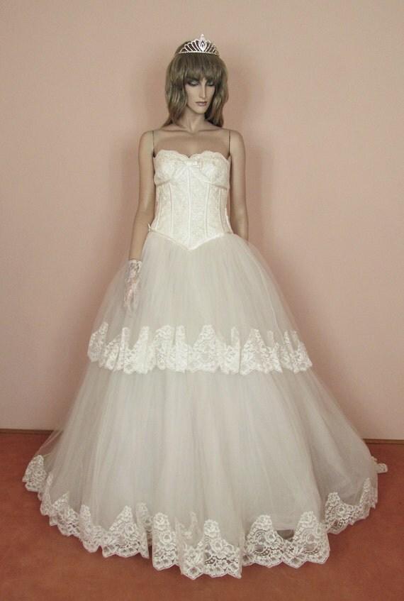 robe de mari e ann es 80 robe de mari e blanche vintage