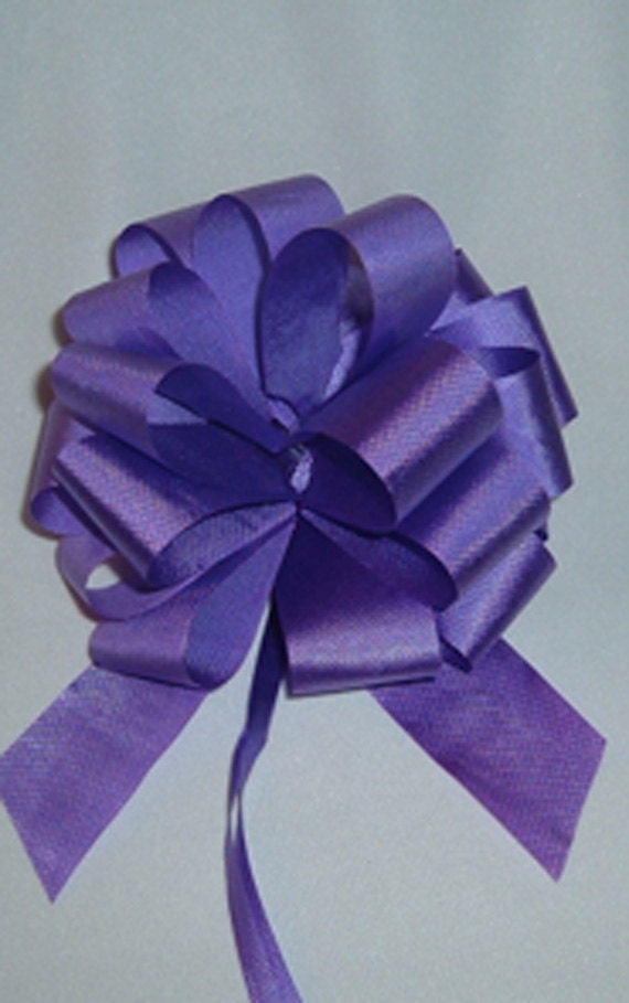 Items Similar To 10 Pull String Bows Gift Wrap Packaging