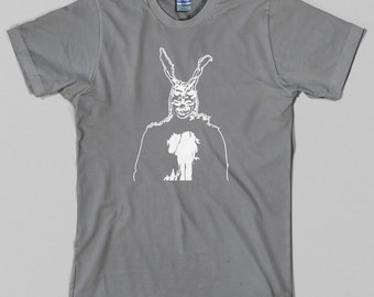 Donnie Darko T Shirt - fred, bunny suit, jake gyllenhaal, movie, cult film, Graphic Tee, All Sizes & Colors