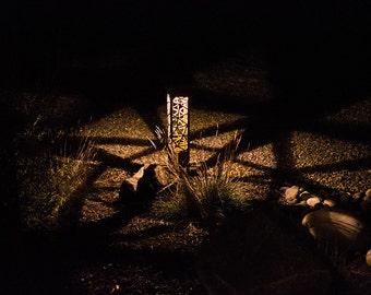 "Low Voltage Landscape Lights - ""Garden Web"""