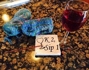 Stone Coaster - K2, Sip 1