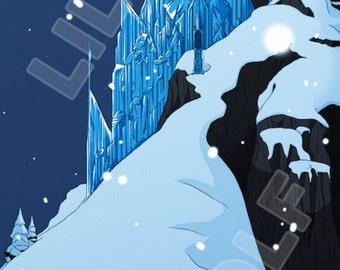 "Bookmark ""Elsa's Castle"""