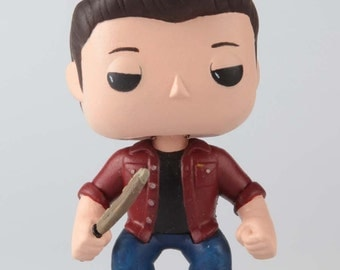 Supernatural Demon Dean - Custom Funko Pop Vinyl Figure