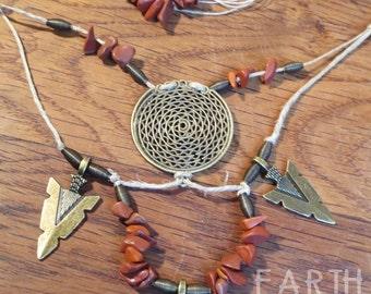 Powhatan - bracelet Native American tribe