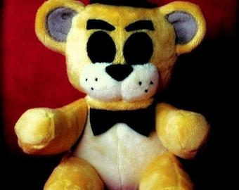 Five Nights At Freddy's - Golden Freddy - Plush