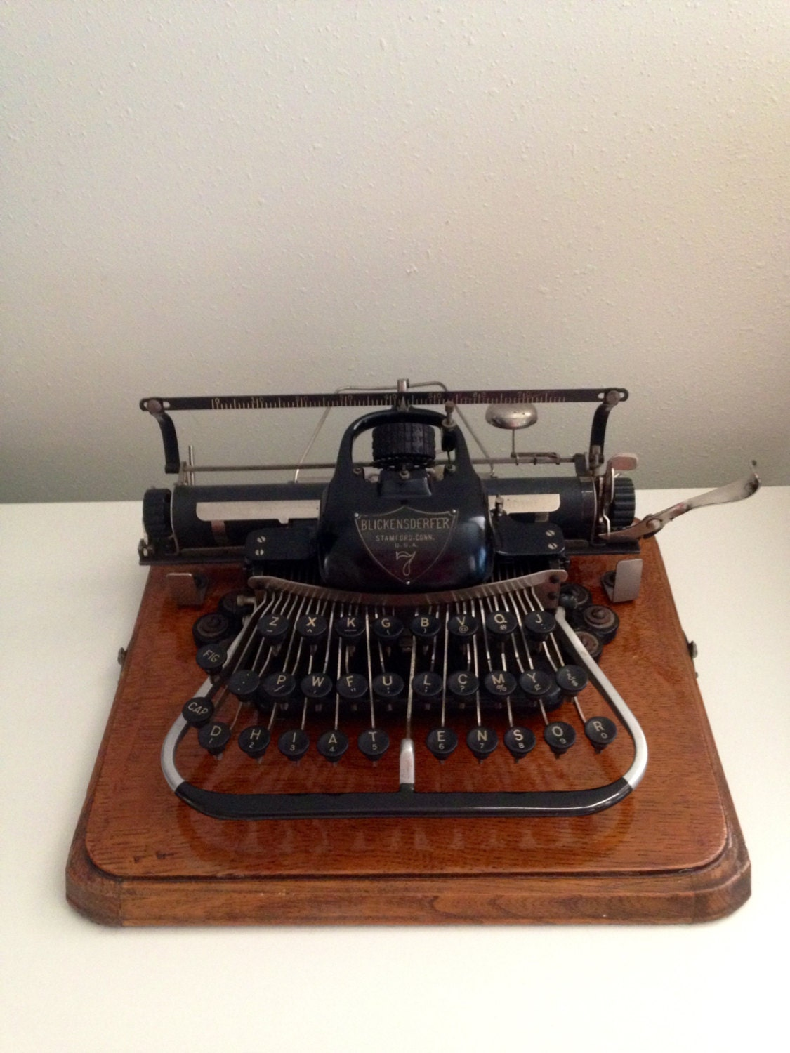 The death of the typewriter?