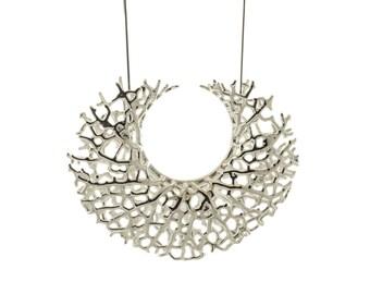 Silver Vessel Pendant