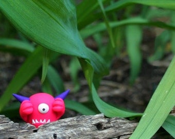 Timid Monsters in the Wild - Zygi - 5x7 Photography Print