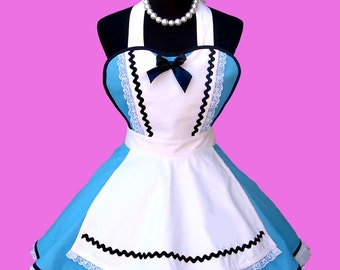 Costume - Women's Apron Costume Womens Apron MADE TO ORDER