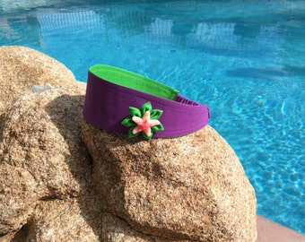 Ariel Sassy Headband, Little Mermaid Inspired, Reversible, Hair Accessories, Gift Ideas, Cosplay, Disney Princess, Free Shipping in USA