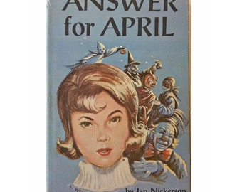 Answer for April by Jan Nickerson