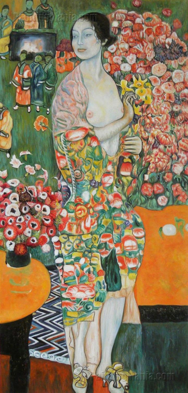 The Dancer - Gustav Klimt - Opinie i atrakcyjne ceny na
