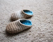 Crochet Pattern - Perfect Little House Slipper
