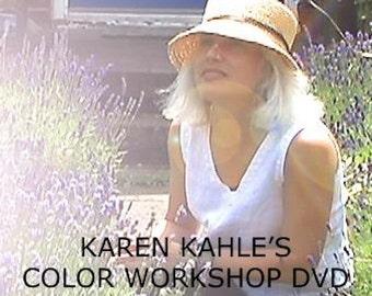 Color Inspiration DVD