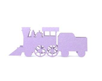 Train Place Cards set of 10 - Escort Cards,Wedding Place Cards,Place Cards,Train Engine,Baby Shower,Bar Bat Mitzvah,Rustic Wedding,Birthday