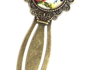 Butterfly Vintage Style Bookmark