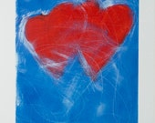 Soul Mate, Heart Print