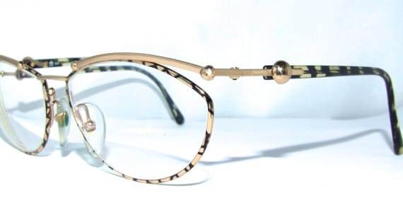 Paloma Picasso 3829 Designer Eyeglasses Made in Austria by