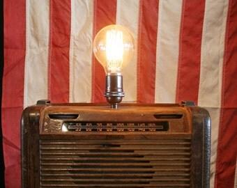 Philco Radio Lamp