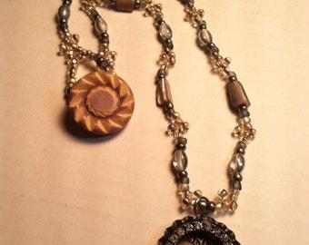 No cash value  token necklace