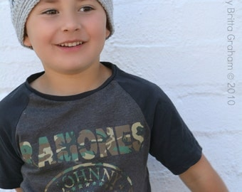 Crochet Hat Pattern for Boys and Men - Simply Spikey Hat Crochet Pattern No.107 Digital Pattern