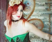 Steampunk Tink Tinkerbell Wings for Bridal Wedding Cosplay LARP Halloween Costume Fair Festival Faery Wings Fairy