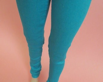 Teal Pants  for MSD SD Ball Jointed Doll