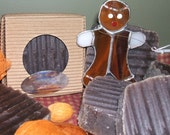 Gingerbread Earth Friendly Soap