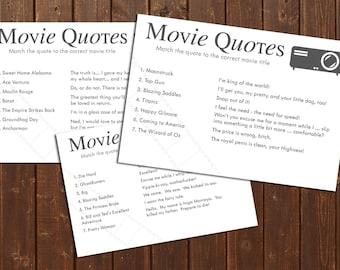 foto de Famous Movie Quotes Quiz Fun Trivia Quizzes | Movie, Film, Cinema ...