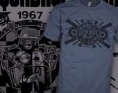 Quadrophenia Movie Shirt - Lambretta Scooter Mod Shirt - Vespa - The Who Classic Rock Movie T-Shirt - FREE SHIPPING