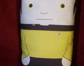 Lt Commander Data Pillow Pal