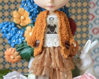 Sugarbabylove - Mori girl set for Blythe