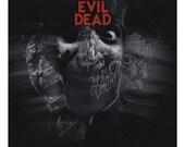 Evil Dead alternative movie poster