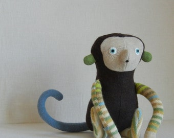 Upcycled, Silly Monkey