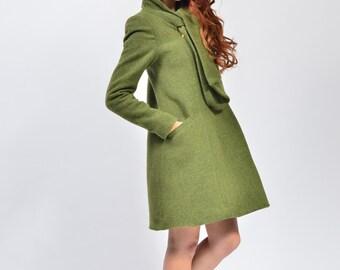 Alice long jacket (winter lining)