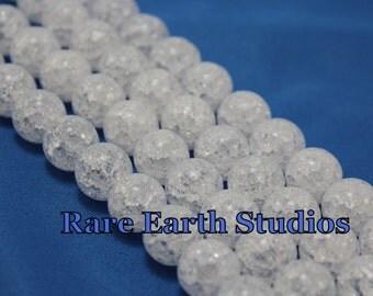 12mm Synthetic Quartz Beads Round 60315053