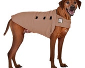 RHODESIAN RIDGEBACK Tummy Warmer, Dog Coat, Dog Sweater, Fleece Dog Coat