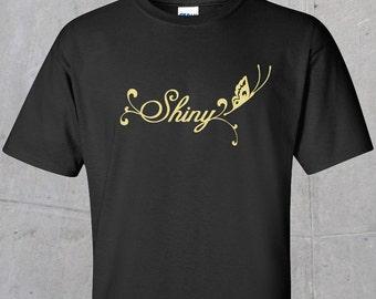 Shiny (Firefly-Serenity Inspired) Tshirt