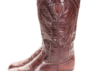 Cowboy Boot Size 7M Womens size Made by Dan Post