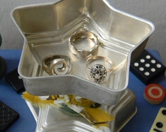 Upcycled Storage - Ring Holder - Pin Cushion Holder by Jen Hardwick