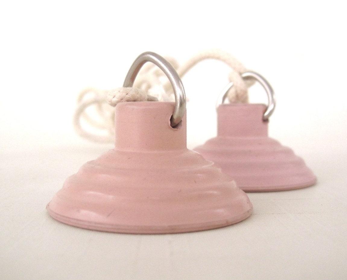 Bathroom Sink Stopper : Pink Sink Drain Stopper Plug Bathroom Laundry by LaurasLastDitch