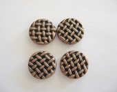 Copper Beads Basket Weave Beads~Copper Beads~Copper Findings~Copper Basket Weave Beads