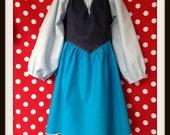 Ariel Inspired Everyday Dress Up Dress