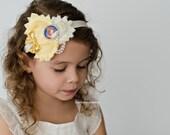 Princess Belle Headband / Belle