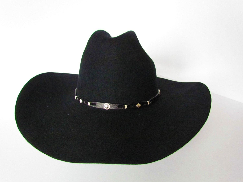 Stetson Cowboy Hat Men Vintage Men 39 s Stetson Hat
