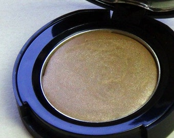 Hereafter Vegan Cream Eyeshadow- Sandy Metallic Tan
