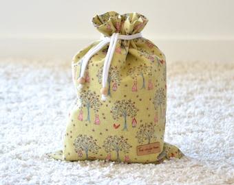 Reusable Nappy Eco Bag - Waterproof Nappy or Diaper Wet Bag, Eco Bag, Nappy Bag, Gym Bag.