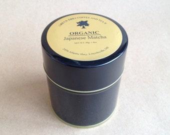 Organic Japanese Matcha