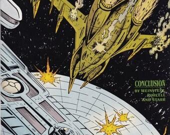Vintage Star Trek Original Series Comic Book No 40, Nov 1992